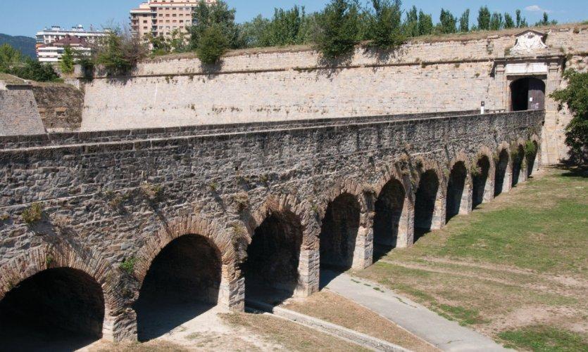 Citadelle de Pampelune.