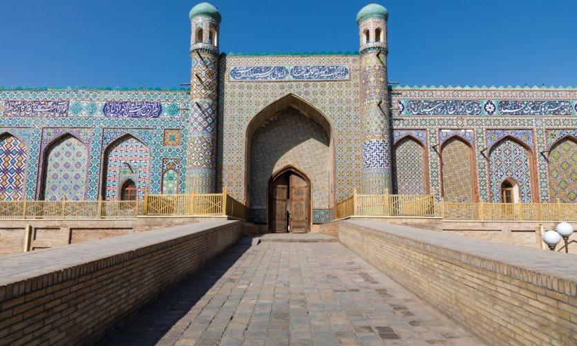 Palais du Khan de Kokand