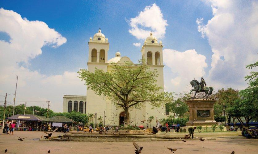 Cathédrale San Salvador d'Oviedo.