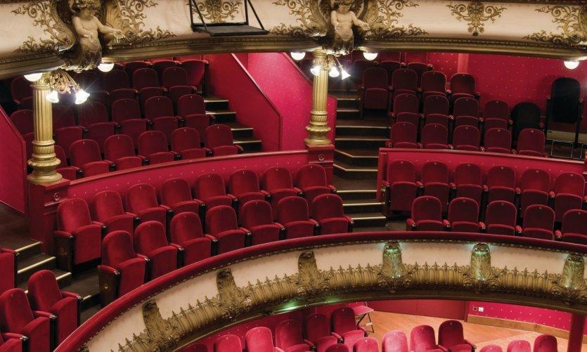 Le théâtre des Célestins