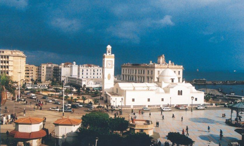 Mosquée El Djedid.