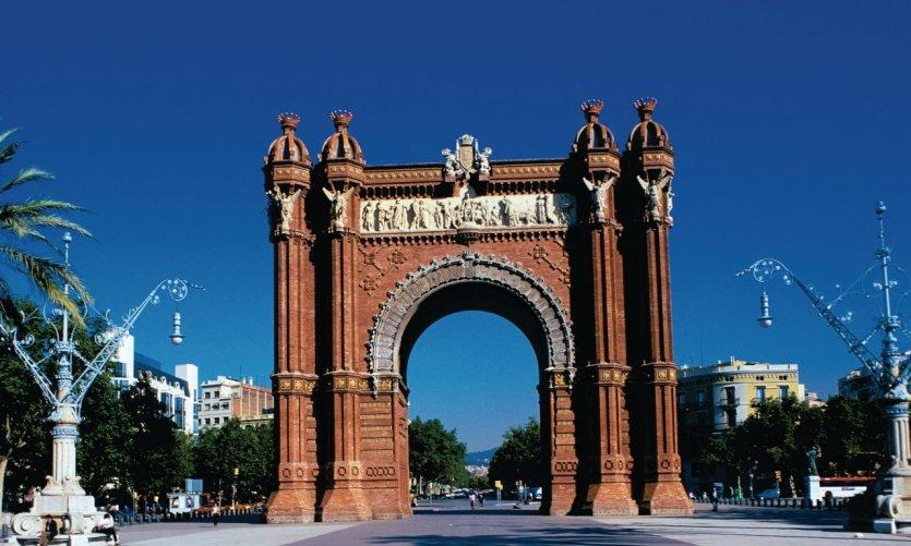 Arc de Triumf.