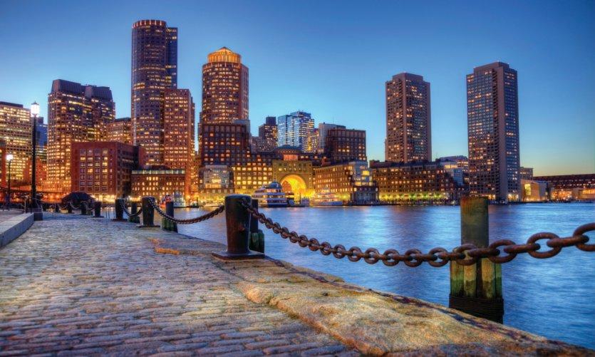 Boston, cuna cultural de América
