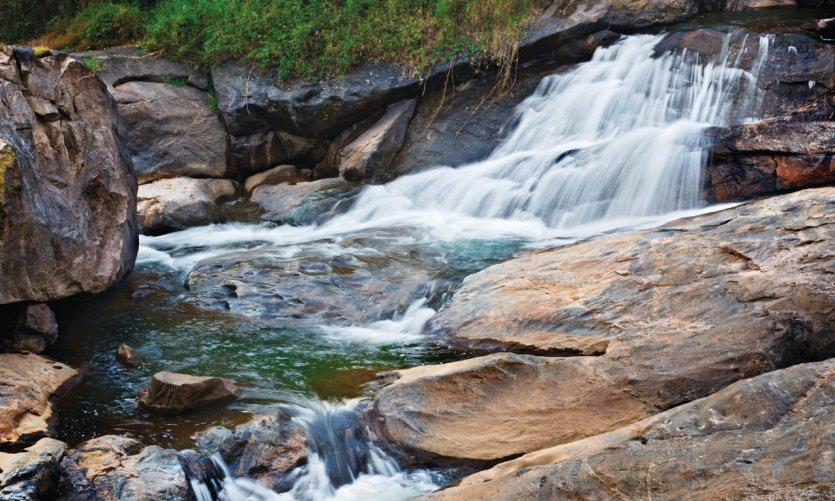 <p>Cascada Athukadu.</p>