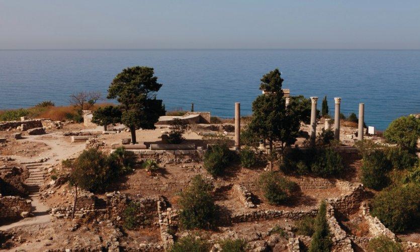 Site archéologique de Byblos