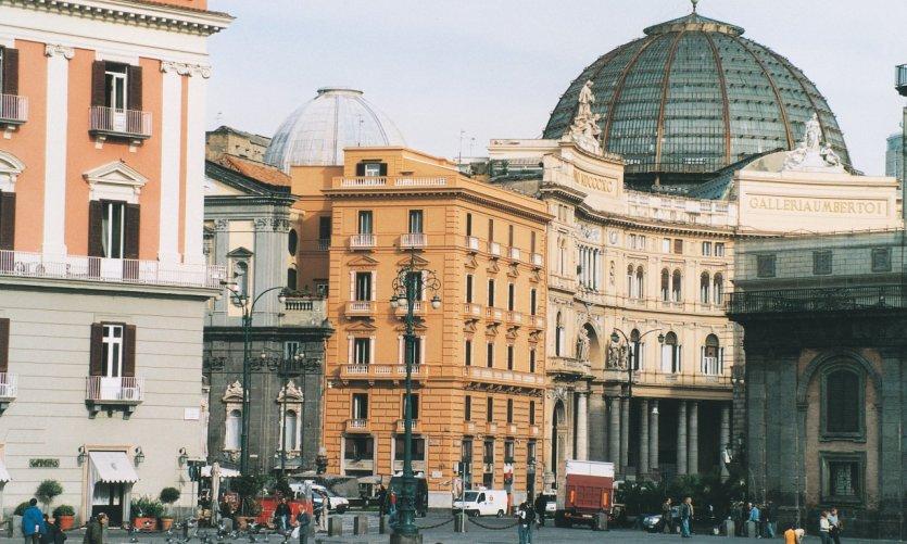 Piazza Plebiscito.