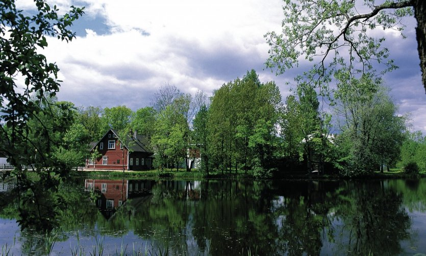 Lacs de Palamuse.
