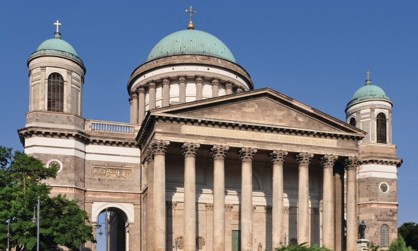 Basilique d'Esztergom.