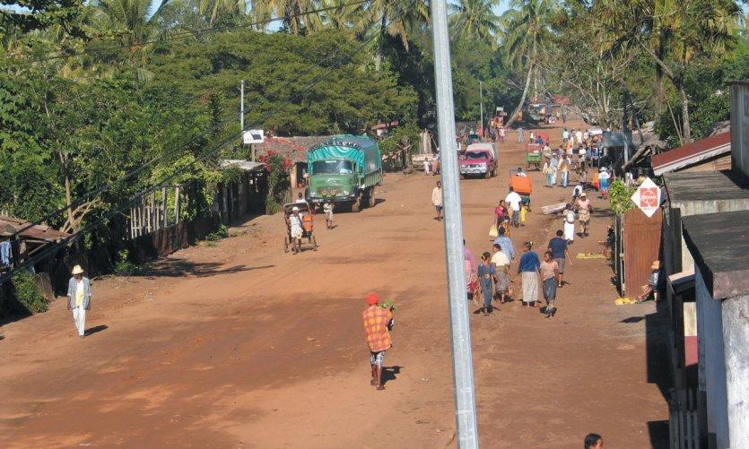 Calle de Manakara