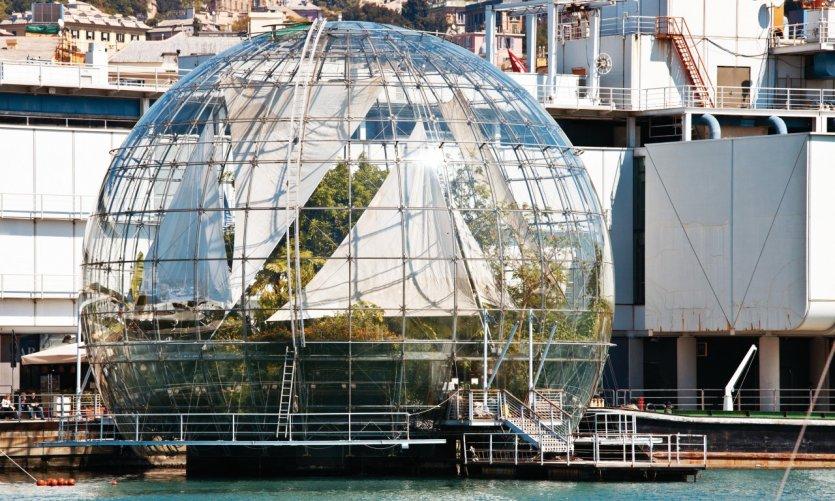 Biosphère de Renzo Piano