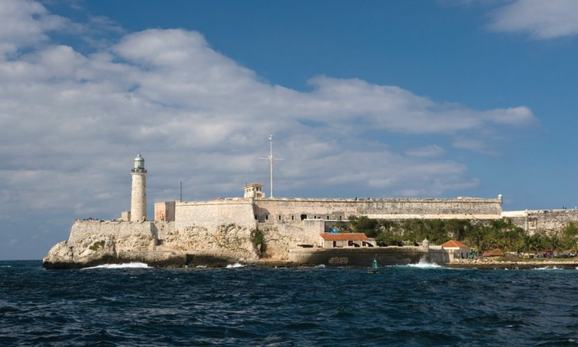 Castillo de los Tres Reyes del Morro.