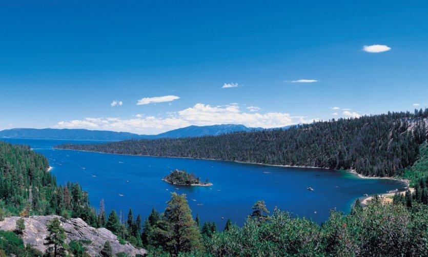 <p>Lake Tahoe.</p>