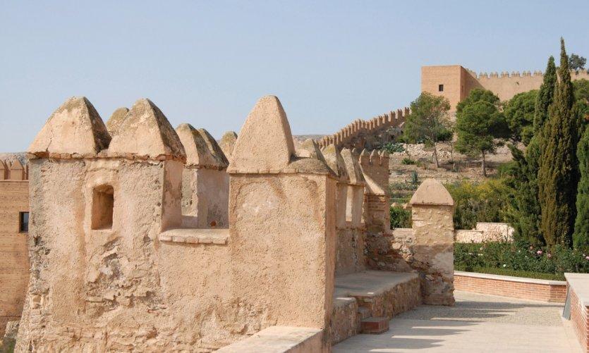 Alcazaba d'Almeria.