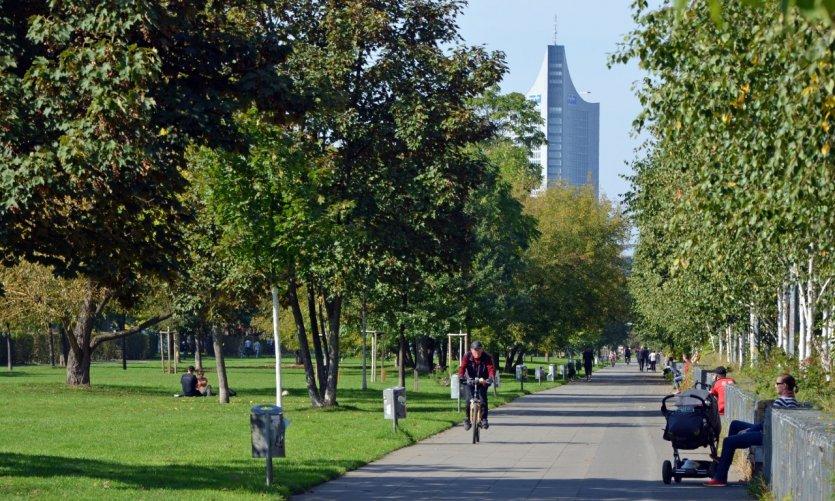 Lene-Voigt-Park.