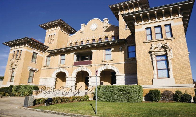 T.T Wentworth Museum forma parte del Historic Pensacola Village.