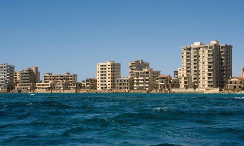 La ville désertée de Varosha.