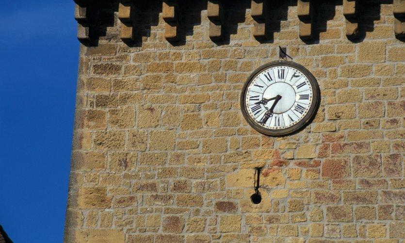 La Tour de l'Horloge - Nozeroy