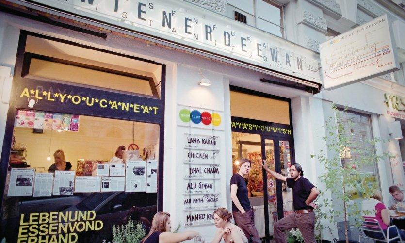 Der Wiener Deewan.