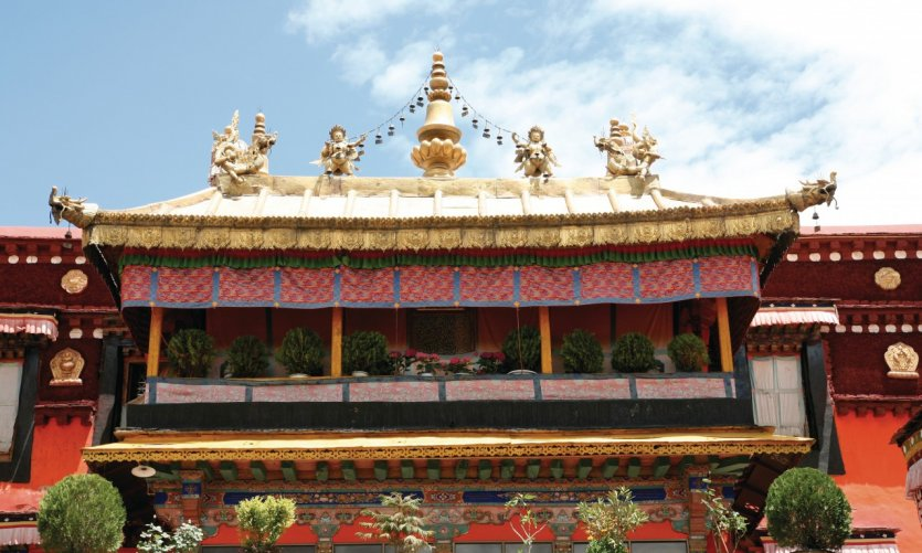 Temple du Jokhang.