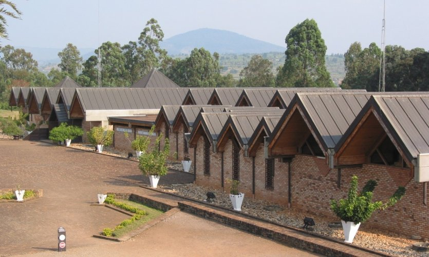 The Butare ethnographic museum is the Rwandan national museum.