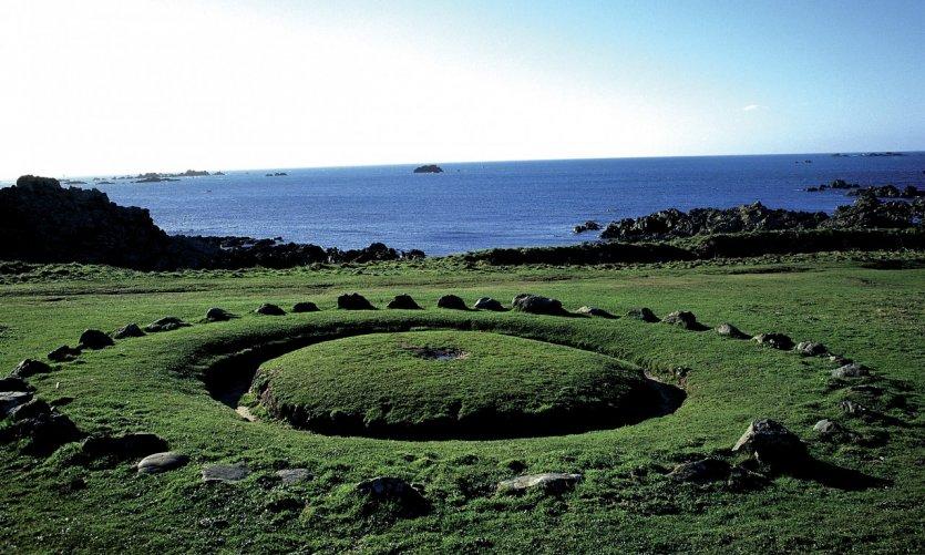 Fairy Ring, site néolithique.