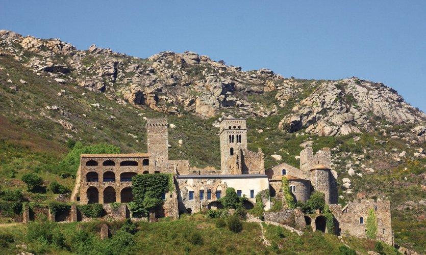 <p>Monastère de Sant Pere de Rodes.</p>
