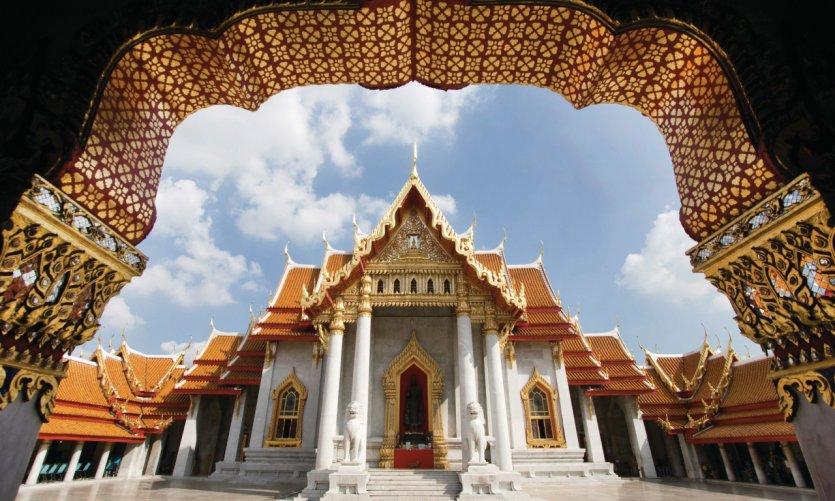 La Thaïlande, côté terres
