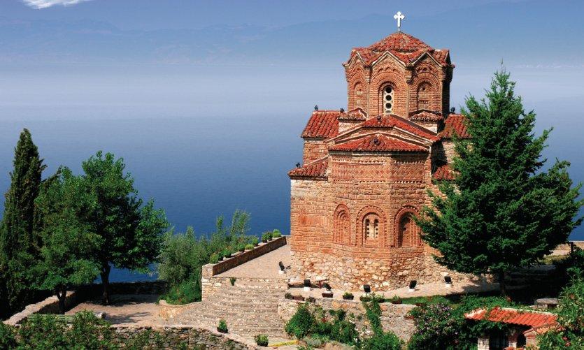Los secretos de Macedonia