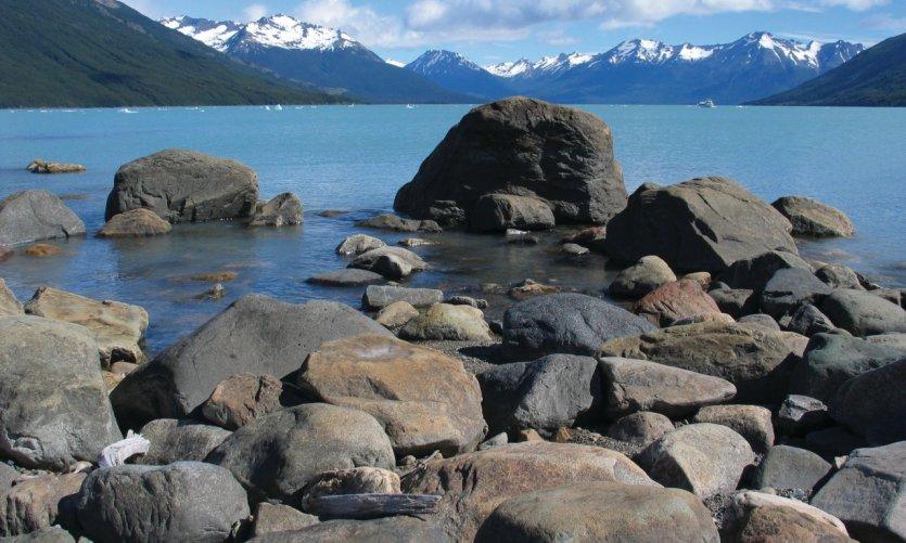 Parc national des Glaciers.