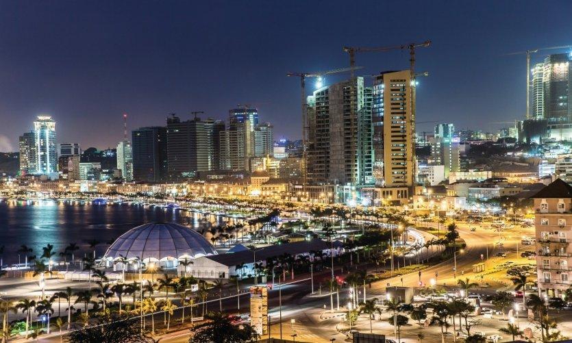 <p>Baie de Luanda.</p>
