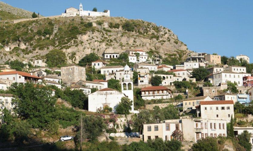 Village de Dhërmi.