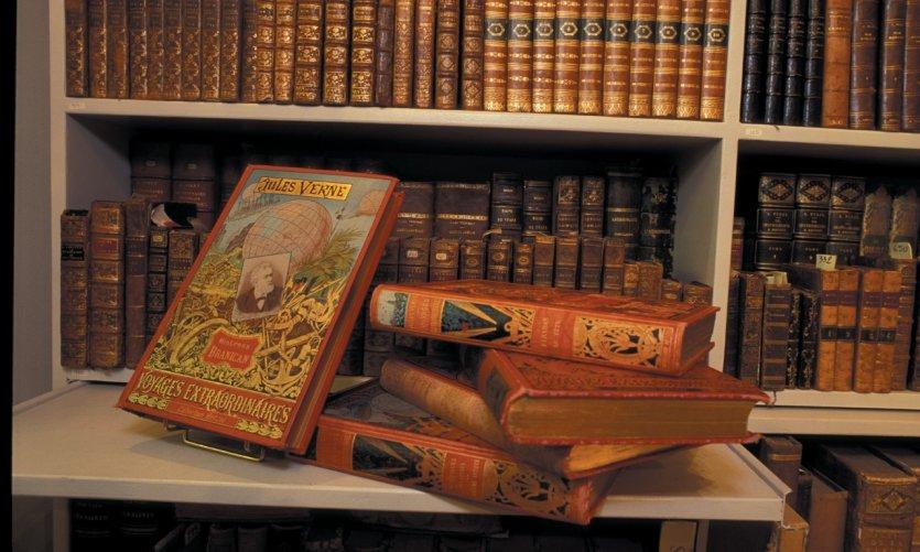 Editions originales de Jules Verne