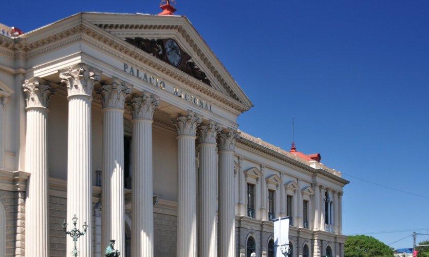 <p>Palais National de San Salvador</p>