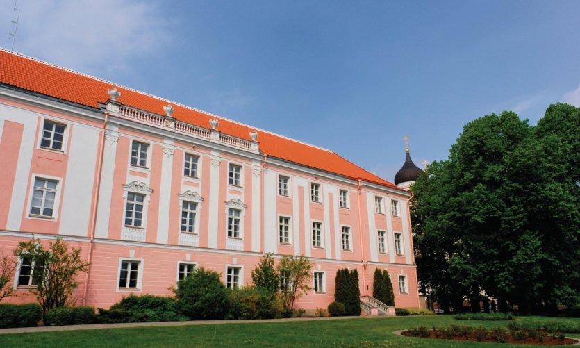 Château de Toompea.