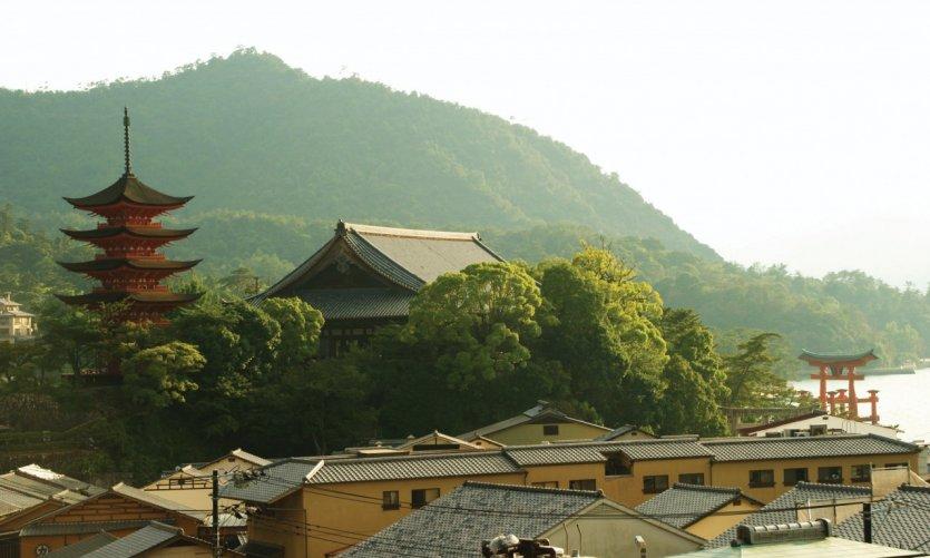 Miyajima, lieu de détente où le temps semble figé