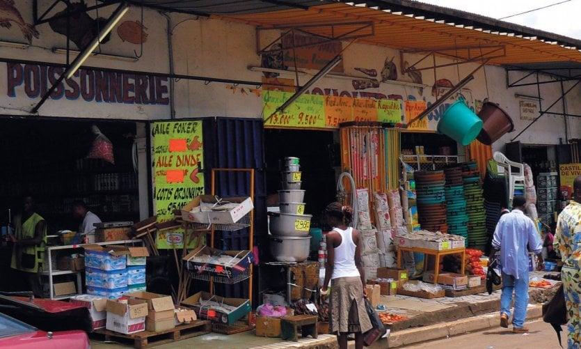 <p>Quartier Nkembo.</p>