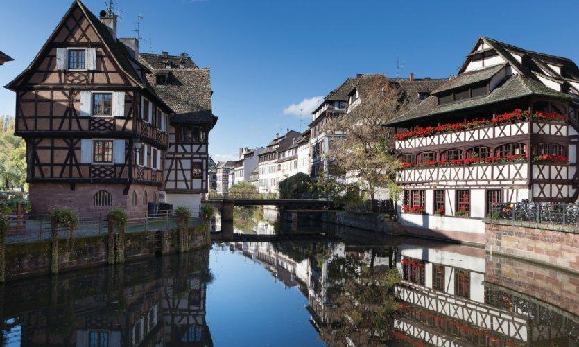 Petite-France, Maison des tanneurs, Strasbourg.