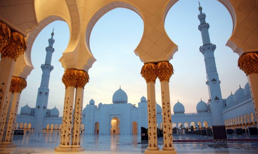Mosquée Sheikh Zayed.