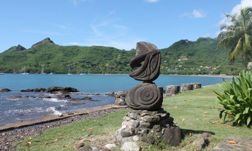 Sculpture - Tohua de Temeha