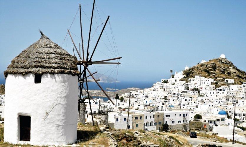 L'essentiel des Cyclades en une semaine