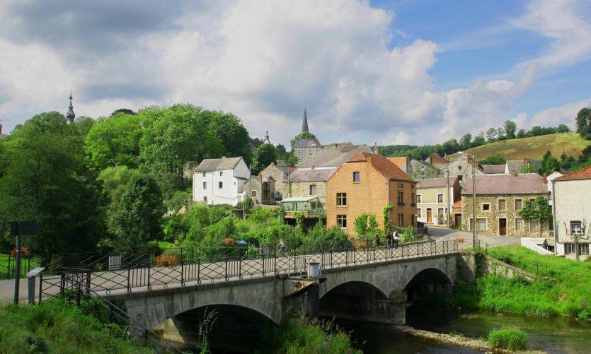 Village de Vierves-sur -Viroin