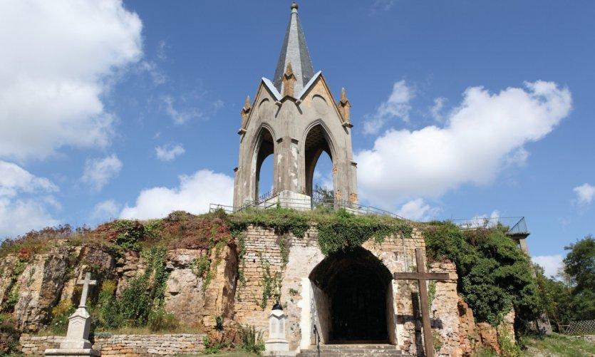 Notre-Dame-de-la-Motte de Vesoul.