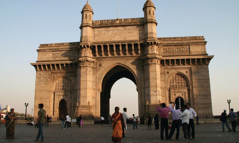 Porte de l'Inde.