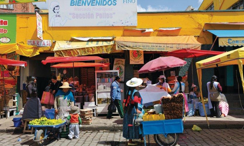 Ciudad de La Paz.