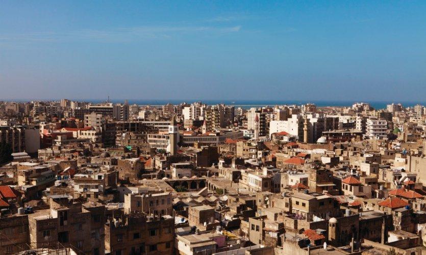 La vieille ville de Tripoli