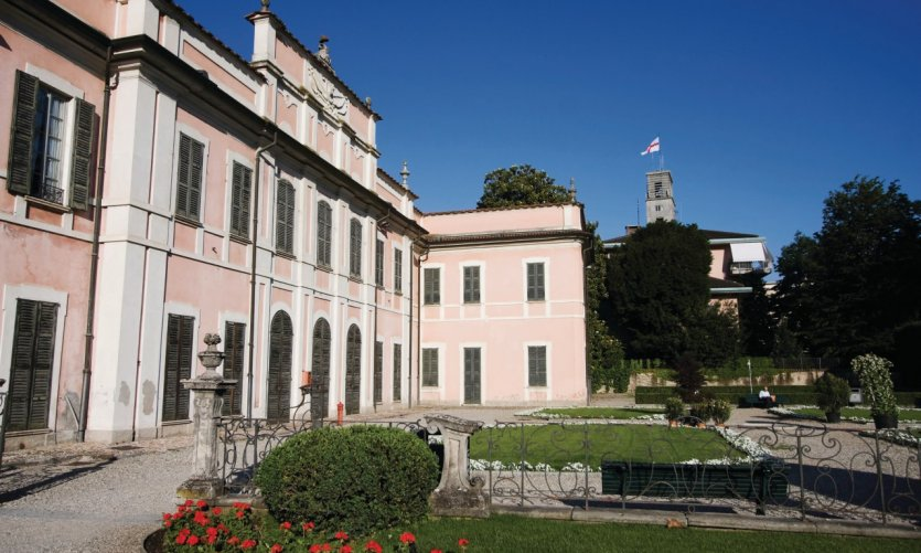 Palazzo Estense.