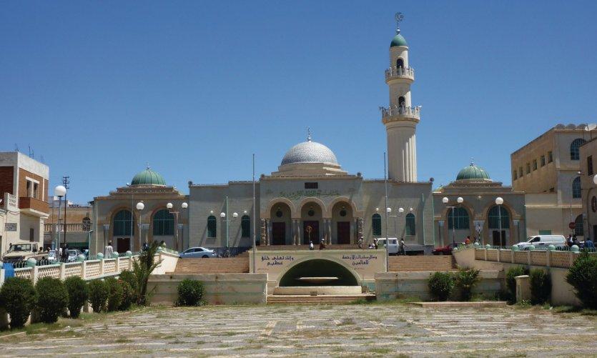 <p>Grande Mosquée d'Asmara.</p>