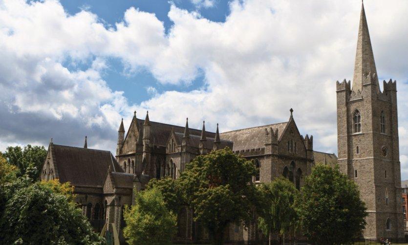 Saint Patrick's Cathedral fut érigée en 1191.