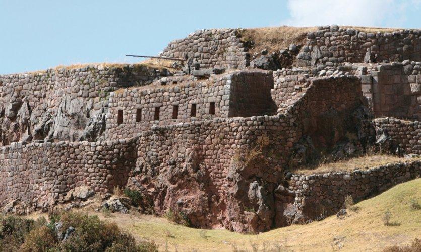 Temple INCA de Q 'enqo.