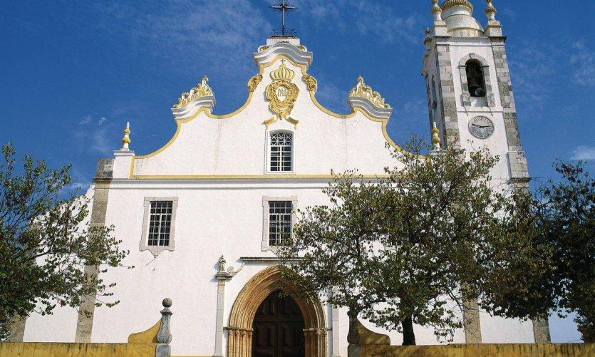 Église de la région de l'Algarve.